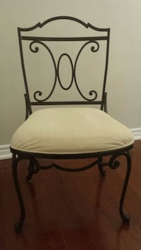 4 wrought iron chairs - $70 each Vaughan, L6A 0M7