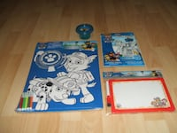 Paw Patrol Set E (NEW) Surrey