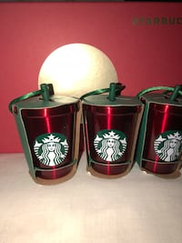 Starbucks Limited Edition Ornaments Gainesville, 20155