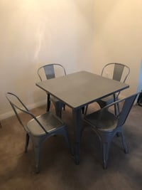 Betsey 5 Piece Dining Set Williston Forge