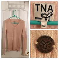 Aritzia tna long sleeve shirt Edmonton, T6R