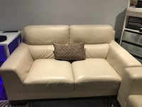 Leather Sofa And Love Seat Laval, H7W 4G3