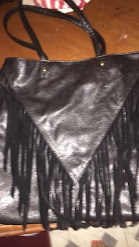 Purse Brand new material girl suede fringe bag Baltimore, 21206