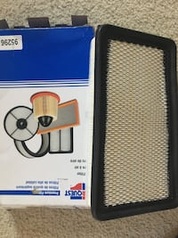 Unused 2019 Car Air Filter Temple Hills, 20748