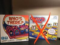 NEW Guess Who Boardgame Toronto, M4J 3C9