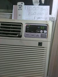 white window type air conditioner Pittsburgh, 15228