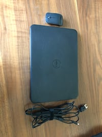 black HP laptop with charger Gaithersburg, 20878