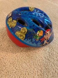 Big kids bike helmet Burke