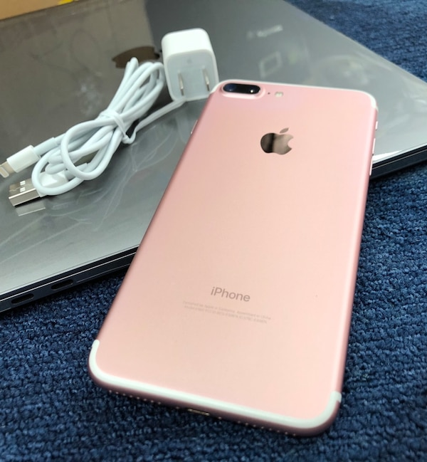 128gb Rose Gold Iphone 7 Plus Factory Unlocked 7 Pink