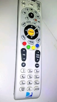 Universal remote from Direct tv Chicago, 60623