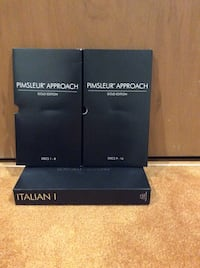 Pimsleur approach - Italian I - gold edition - 16 discs Coventry, 02816