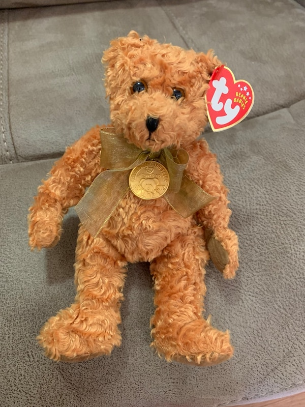 a5976985462 Used Teddy Ty beanie baby for sale in Jersey City - letgo