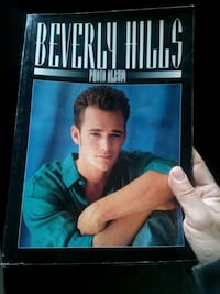 Libro Photo Album di Beverly Hills 1993 Concorezzo, 20863