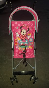 Cosco Minnie Mouse stroller