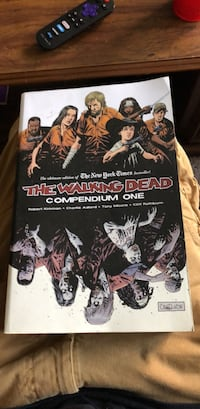 Walking Dead . 1st Compendium with over 1000 pages Liverpool, 13090