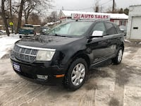 2007 Lincoln MKX AWD/Automatic/Leather/Panoramic Roof/Loaded Scarborough, ON M1J 3H5, Canada