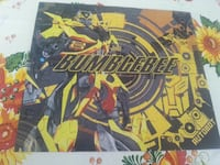 Bumblebee jigsaw puzzle Lachute