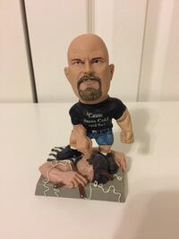 WWF Stone Cold Steve Austin Bust Winter Haven