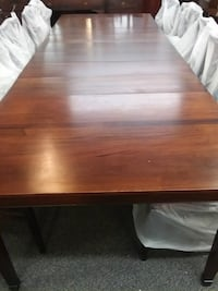 10 foot Mahogany Table Finksburg, 21048