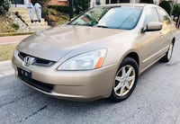 2003 Honda Accord Leather Heated Seats Great Brand  College Park