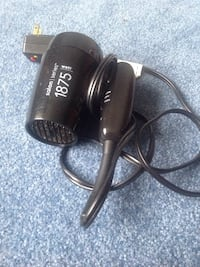 Salon/series 1875W hair dryer