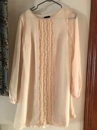 Pink long sleeve dress Laval, H7C 2H9
