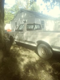 1987 FORD LONG BED LITTLEROCK