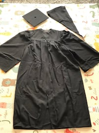 Cap and gown like new West University Place, 77005
