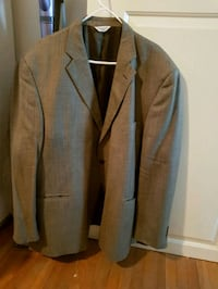 brown suit jacket size 56 Hamilton, L8H 6S5