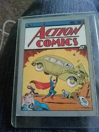 Action Comics cards Salem, 97305