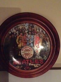 Beatles Sgt. pepper 25th anniversary collector plate Oakville, L6H 6T1