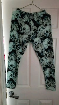Sweetlegs Retired Skull Leggings Burlington, L7T 1V8