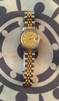 Silver & Gold  Watch Frederick, 21702