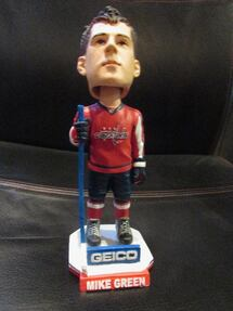 Large Lot of NHL Capitals Bobble Heads Available (Ashburn)