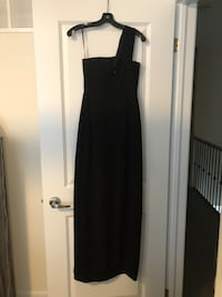 Black spaghetti strap maxi dress Vaughan, L4L 2S2