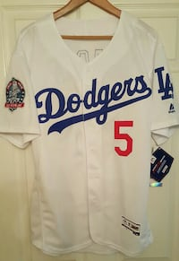 New Large Dodgers Seager, I'm in Sherman oaks  California, 91423
