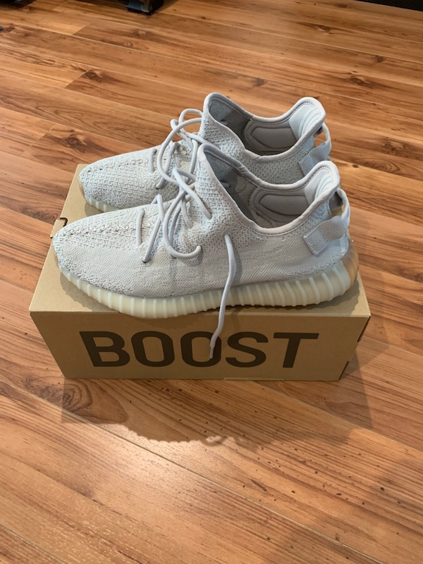 b06db008cfa88 Used Adidas Yeezy Boost 350 Sesame size 10.5 with box receipt for sale in  Oakland
