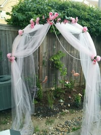 Wedding arch for sale Mississauga, L5M 0A5