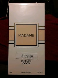"""Madame"" Inspired by Chanel Coco Perfume Surrey, V3T"