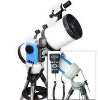 """6"""" GPS Computer Controlled Reflector Telescope Astrophotography"""