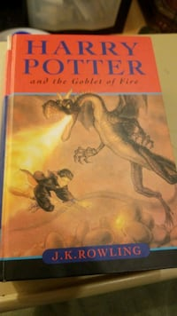 Harry Potter and the Goblet of Fire  J. Mississauga, L5M 4C3