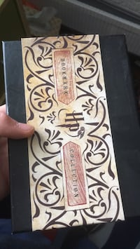 Harry Potter book mark collection Smith-Ennismore-Lakefield, K0L