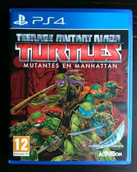 tortugas ninja ps4 Madrid, 28006