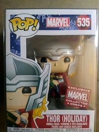 Marvel Exclusive Holiday Thor