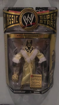 Goldust Ringside Exclusive Classic Superstars Bolton, L7E 1W1