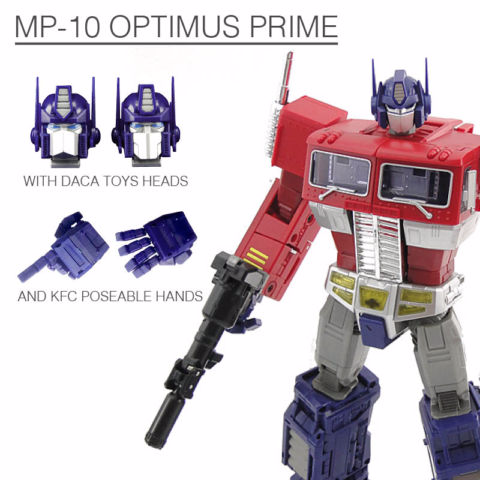 Transformers For Sale >> Transformers Masterpiece Optimus Prime Upgrades