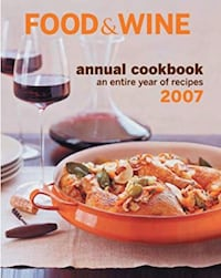 408 pages Annual Cookbook 2007