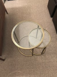 Nesting tables - Mitchell gold Boston, 02116