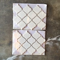 Mosaic Wall Tile - Glazed Porcelain - Arabesque Newark, 94560