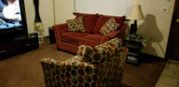 Brilliant Brown And Green Floral Sofa Set Gmtry Best Dining Table And Chair Ideas Images Gmtryco